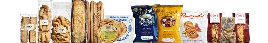 Chips, Nüsse, Salzgebäck