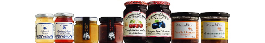 Marmelade - Honig - Brotaufstrich