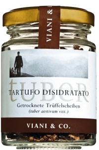 Sommertrüffel getrocknet in Scheiben, 10 g - Viani & Co.