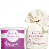 Fleur de sel Guerande, 125 g - Le Guerandais
