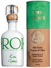 Cru Gaaci Olivenöl nativ extra, 250 ml - Olio Roi Franco Boeri