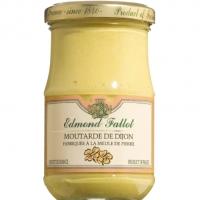 Dijonsenf klassisch scharf, 210 g - Fallot