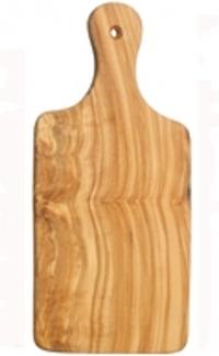Brett aus Olivenholz 27 x 13 cm