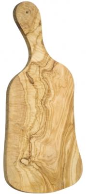 Brett aus Olivenholz 30 x 15