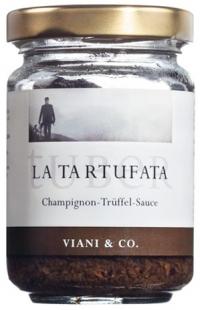 Trüffelsauce - Tartufata, 120 g - Viani & Co