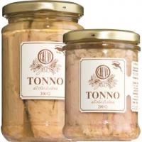 Thunfisch in Olivenöl, 200 g - Calvi