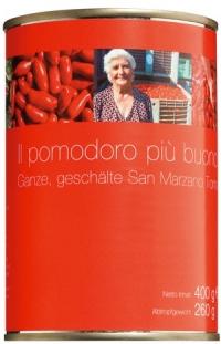 Tomaten geschält San Marzano, 400 g - Il pomodoro più buono