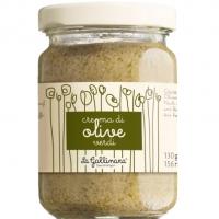 Grüne Olivencreme, 130 g - Gallinara