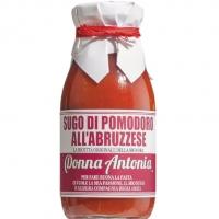 Kirschtomatensauce Abruzzeser Art, 240 ml - Donna Antonia