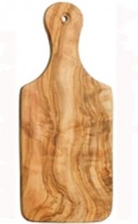 Brett aus Olivenholz 23 x 10