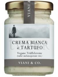 Trüffelcreme m. schwarzen Trüffeln - vegan, 85 g - Viani & Co