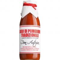 Tomatensauce Tradizionale mit Oregano, 480 ml - Don Antonio