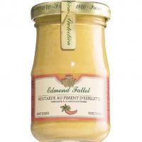 Dijonsenf m. Piment d Espelette, 105 g - Fallot