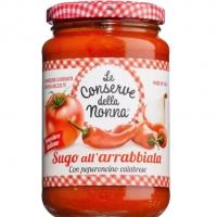 Tomatensauce Arrabbiata, 370 ml - Conserve della Nonna