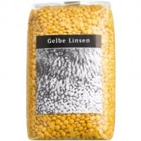 Gelbe Linsen, 400 g - Viani