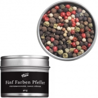 5-Farben-Pfeffer, 40 g - Viani