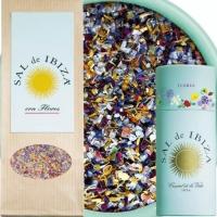 Granito m. Blüten im Streuer, 75 g - Sal de Ibiza