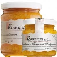 Clementinen-Senfsauce, 106 ml - Barbieri