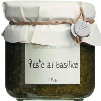 Pesto Genovese Basilikumpesto, 80 g - Cascina San Giovanni