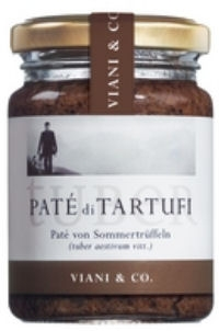 Paté von Sommertrüffeln, 90 g - Viani & Co.