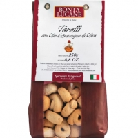 Taralli m. Olivenöl, 250 g - Bonta Lucane