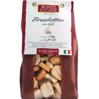 Bruschettine m. Knoblauch, 150 g - Bonta Lucane