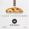 Cantuccini m. Orange und Schokolade, 150 g - Deseo