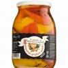 Paprikafilets gegrillt in Öl, 950 g - Montanini