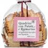 Quadrini m. Kartoffeln u. Rosmarin, 200 g - Viani