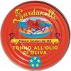 Thunfisch in Olivenöl, 160 g Dose - Sardanelli